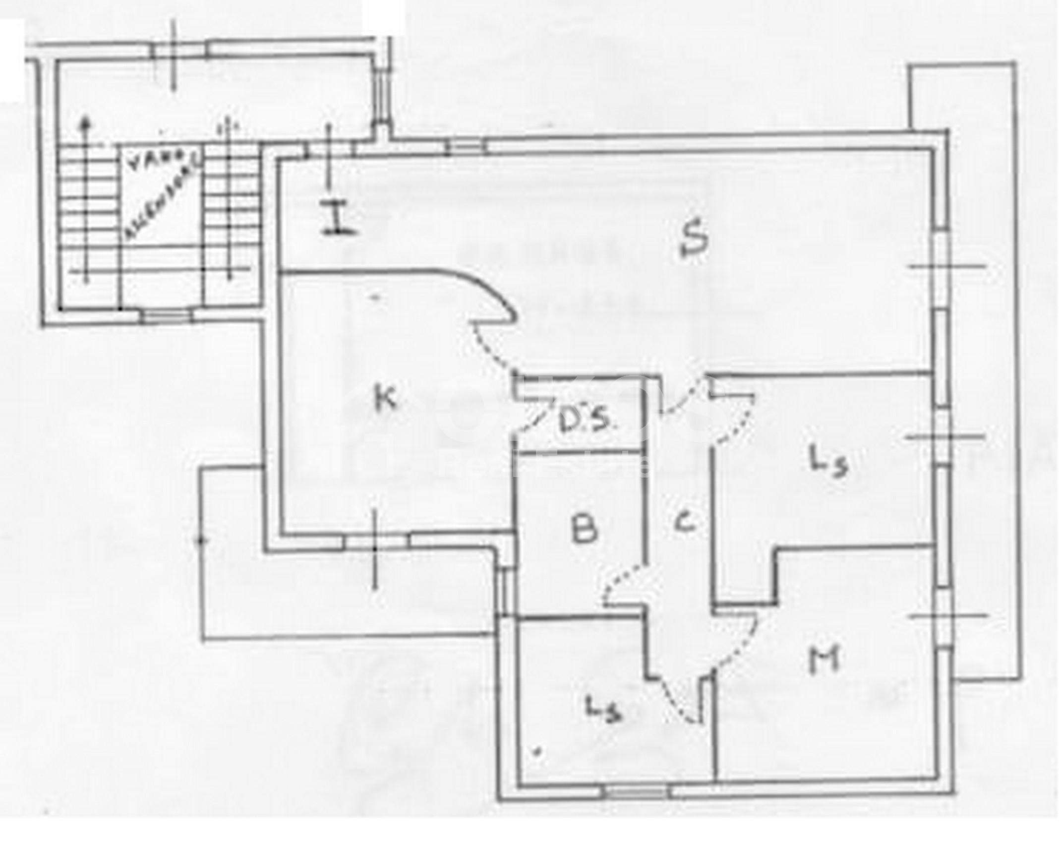 Appartamento al terzo piano con ascensore 5