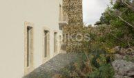 caseggiato con dependance nei pressi di Villa Vela 16