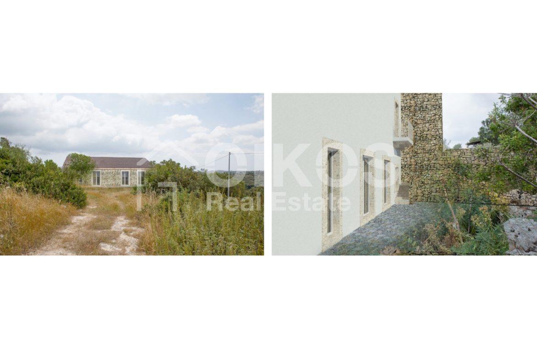 caseggiato con dependance nei pressi di Villa Vela 17