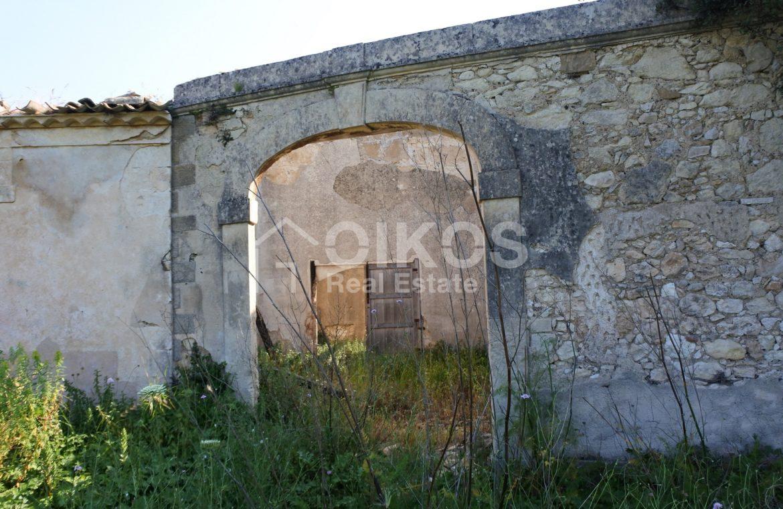 caseggiato rurale in Val di Noto 12