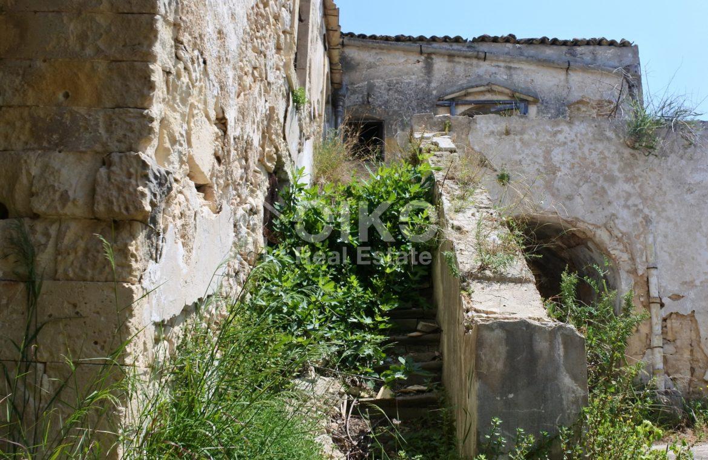 caseggiato rurale in Val di Noto 17