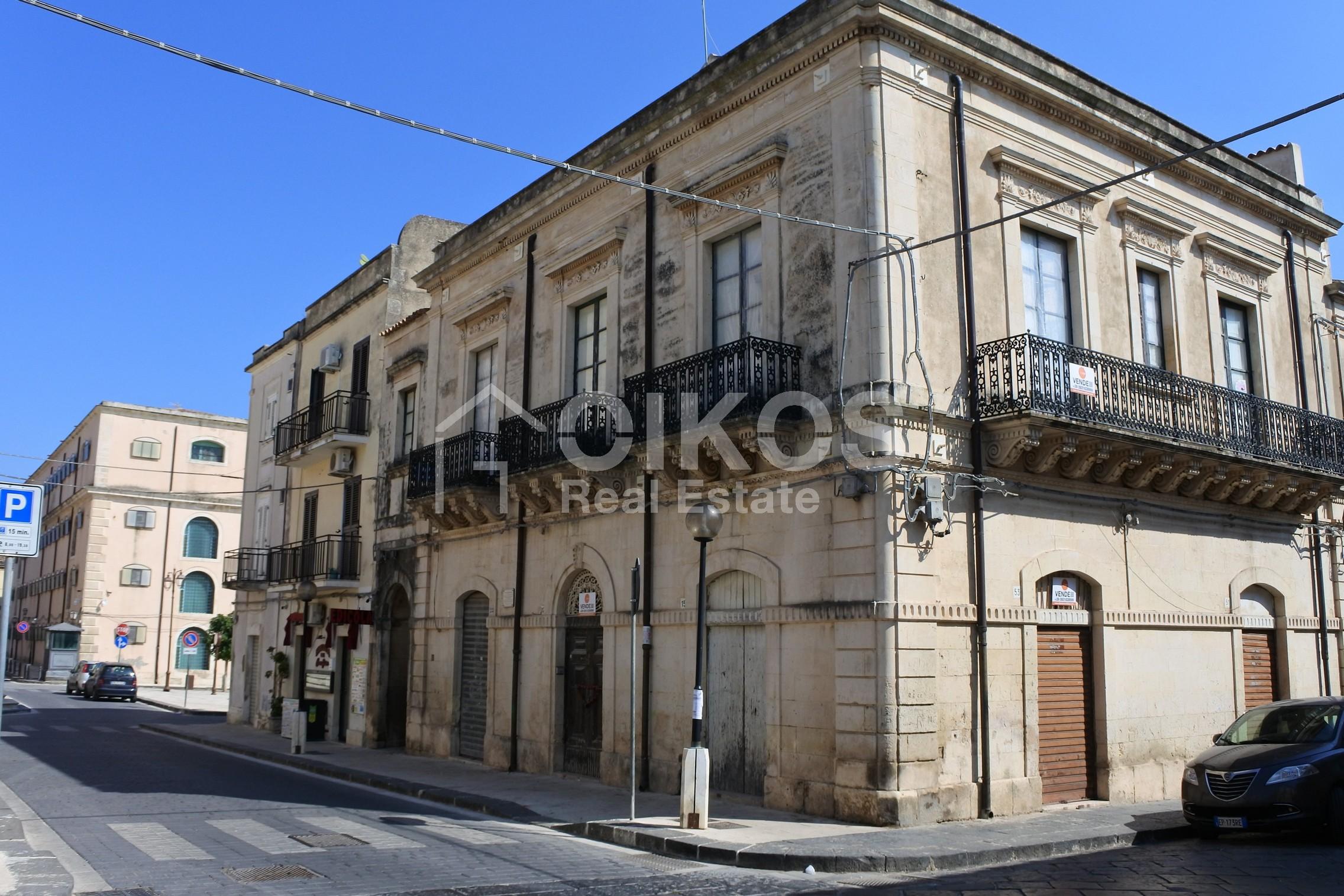 palazzetto storico zona Crocifisso 1
