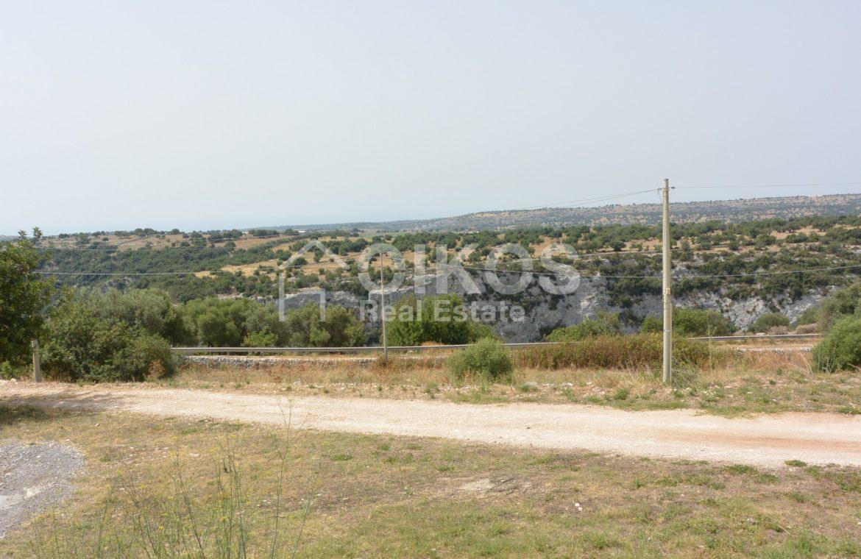 Ampio Caseggiato con vista panoramica 11