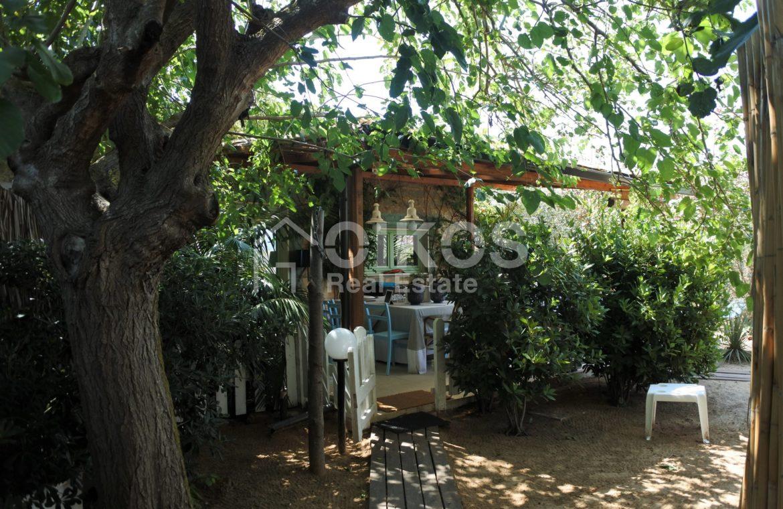 Villa Baia fronte mare con dependance 8