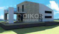Villa Moderna con piscina e vista panoramica 5
