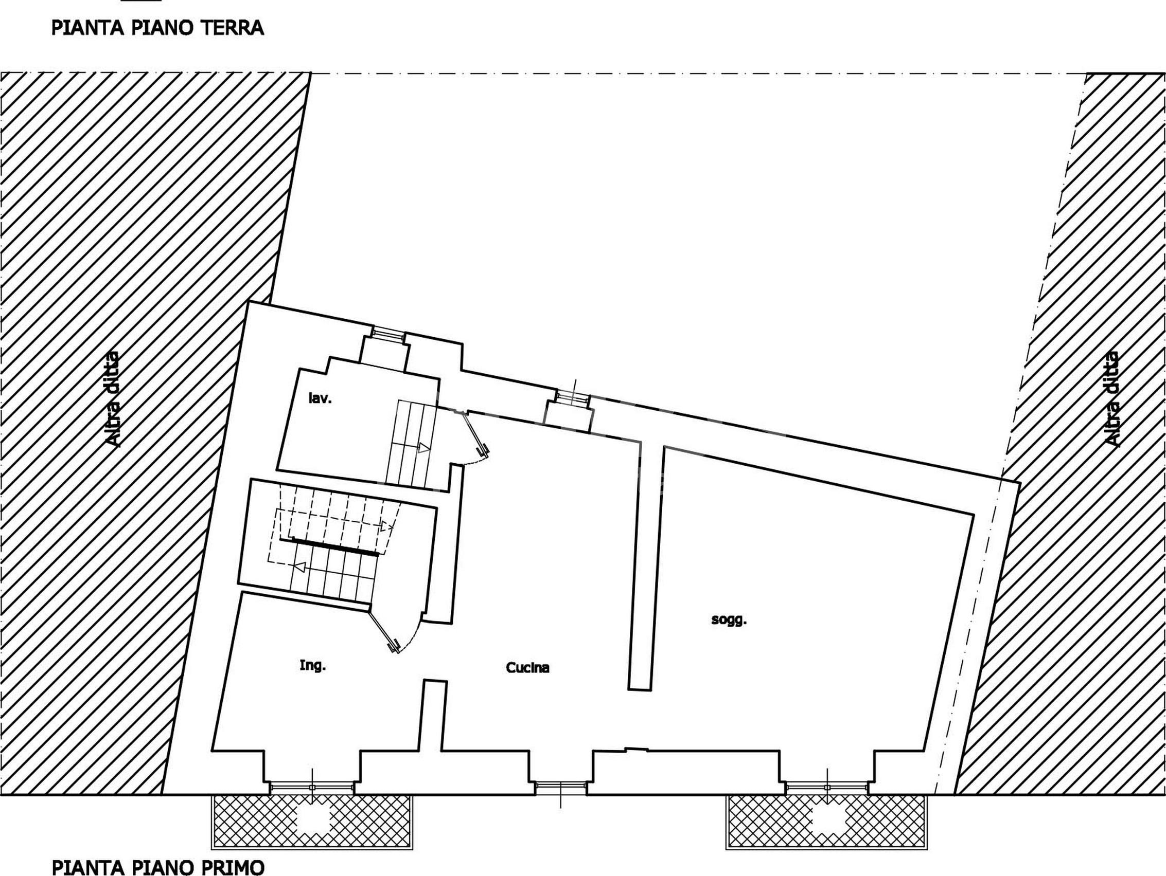 Casa singola in via Zanardelli 16