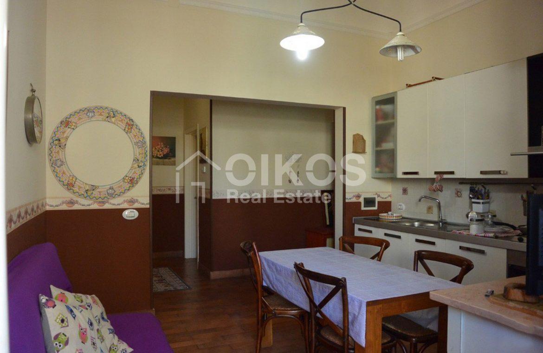Luminoso appartamento in via Napoli 4