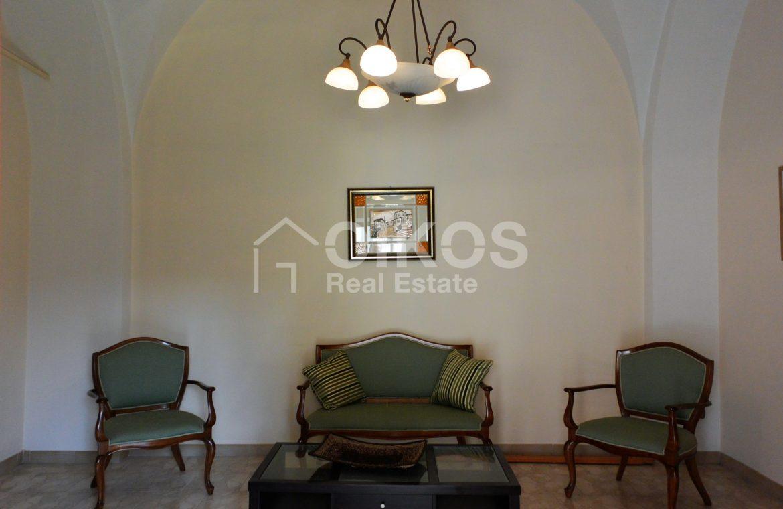 Palazzo dei Padri Crociferi in via Cavour 5