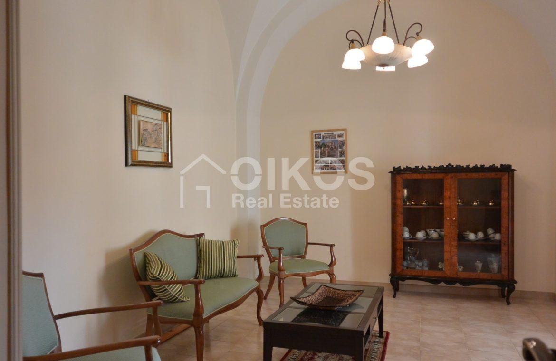 Palazzo dei Padri Crociferi in via Cavour 7