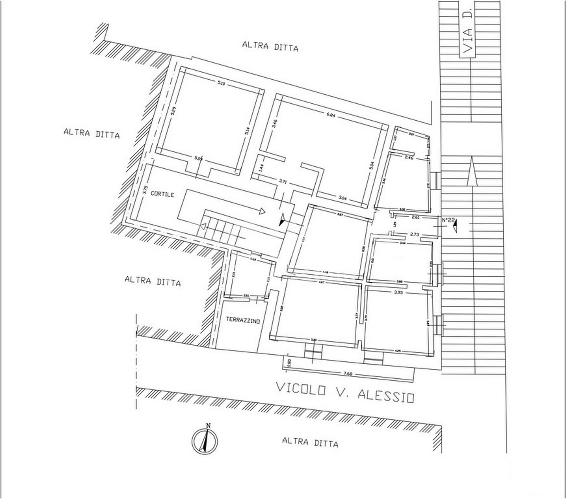 Palazzo via Alighieri (2)