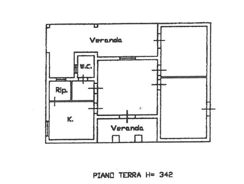 Villa con pineta e piscina (13)