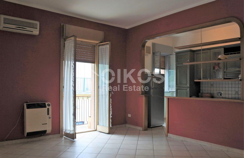 Appartamento con terrazzo in via Fazello 1