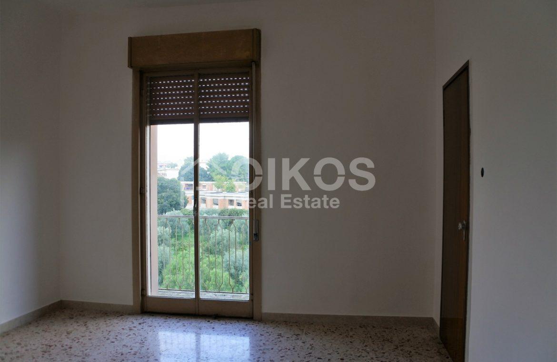 Appartamento con terrazzo in via Fazello 3