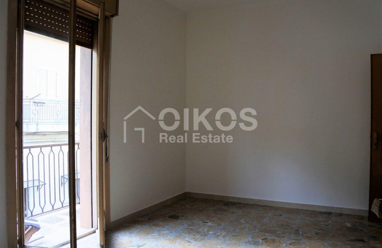 Appartamento con terrazzo in via Fazello 4