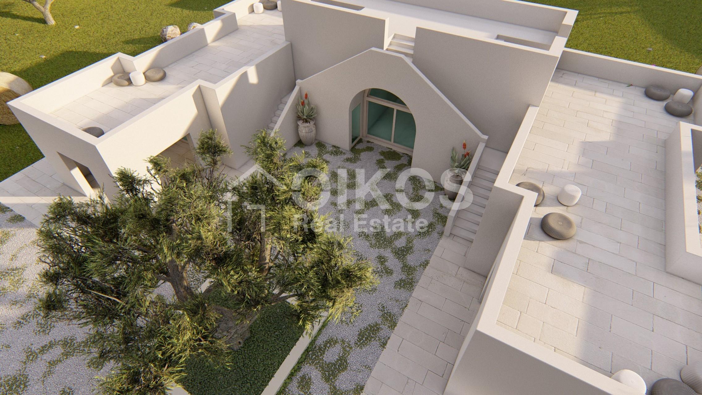 Baglio Zisola splendida Villa con giardino e piscina 1