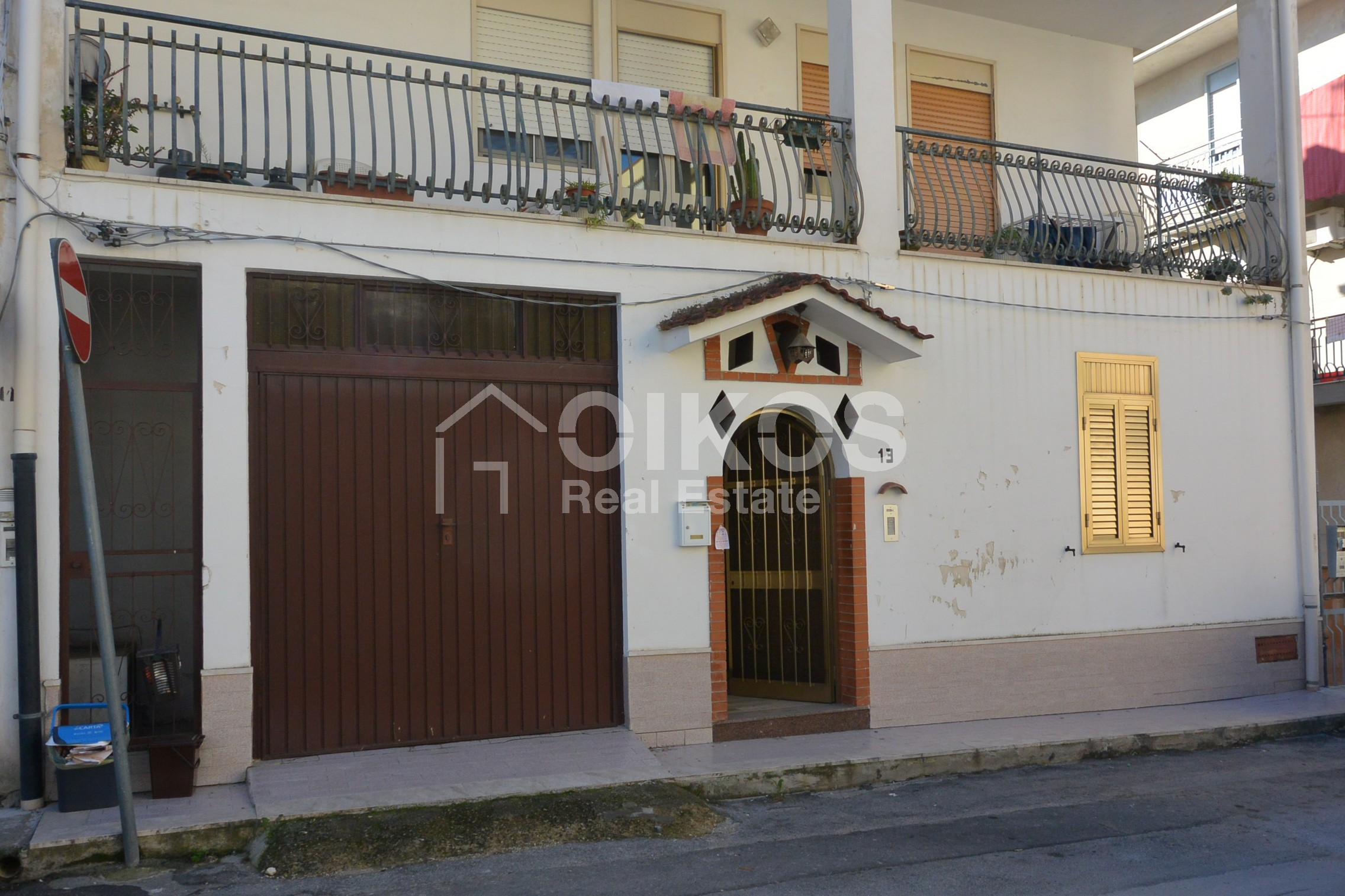 Comodo appartamento in via Altieri 1