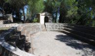 Villa con pineta e piscina (7)