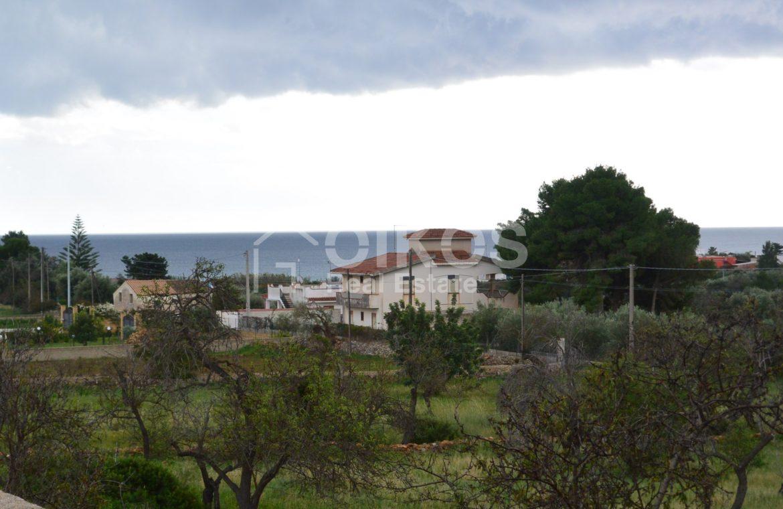 Villetta con giardino e vista panoramica sul mare 11