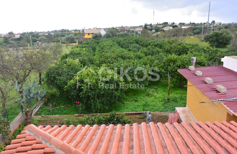 Villetta con giardino e vista panoramica sul mare 13