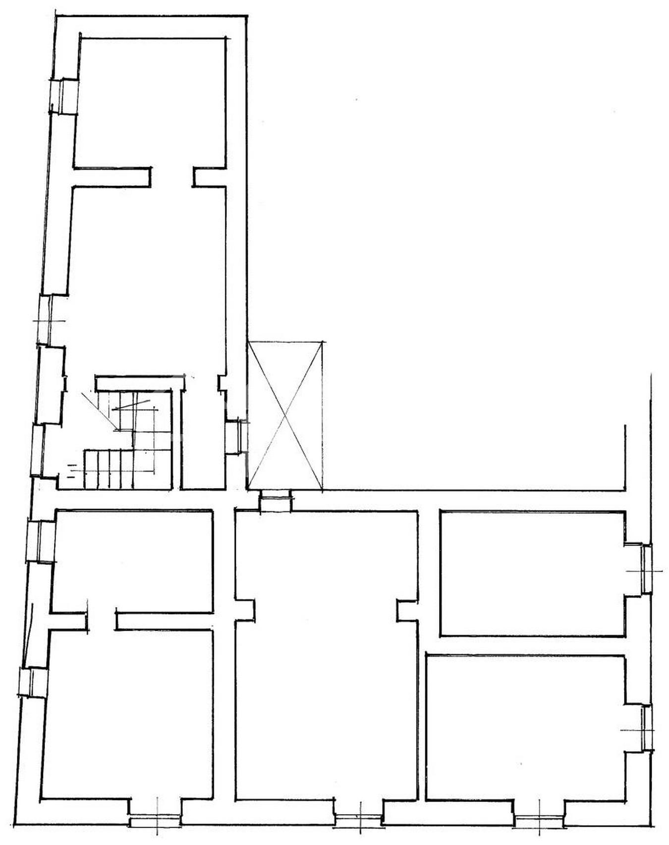 Elegante palazzetto Liberty in zona Crocifisso 25