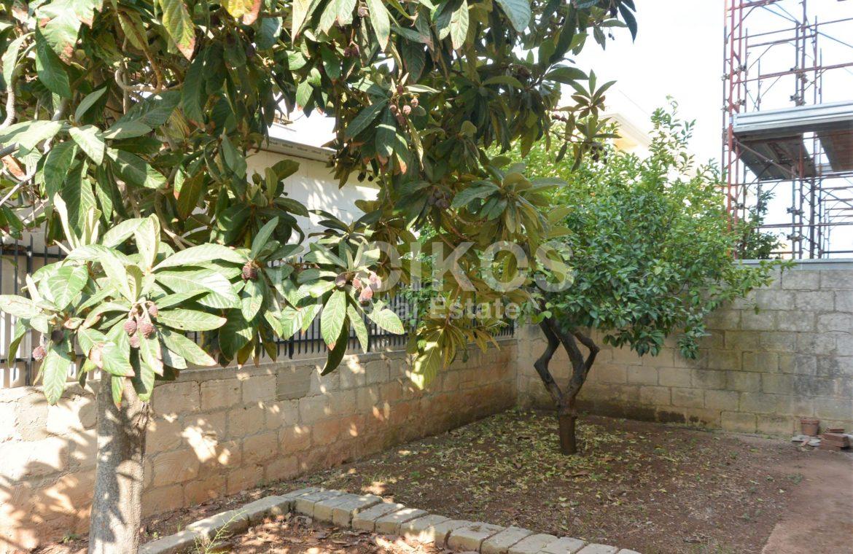 Unità immobiliare su tre livelli con garage e giardino 18