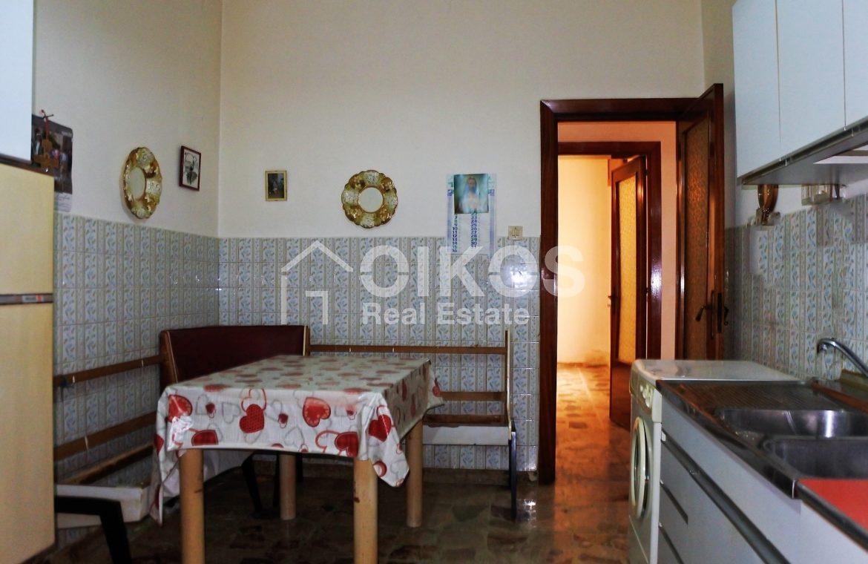 Casa singola con terrazzo e garage 7