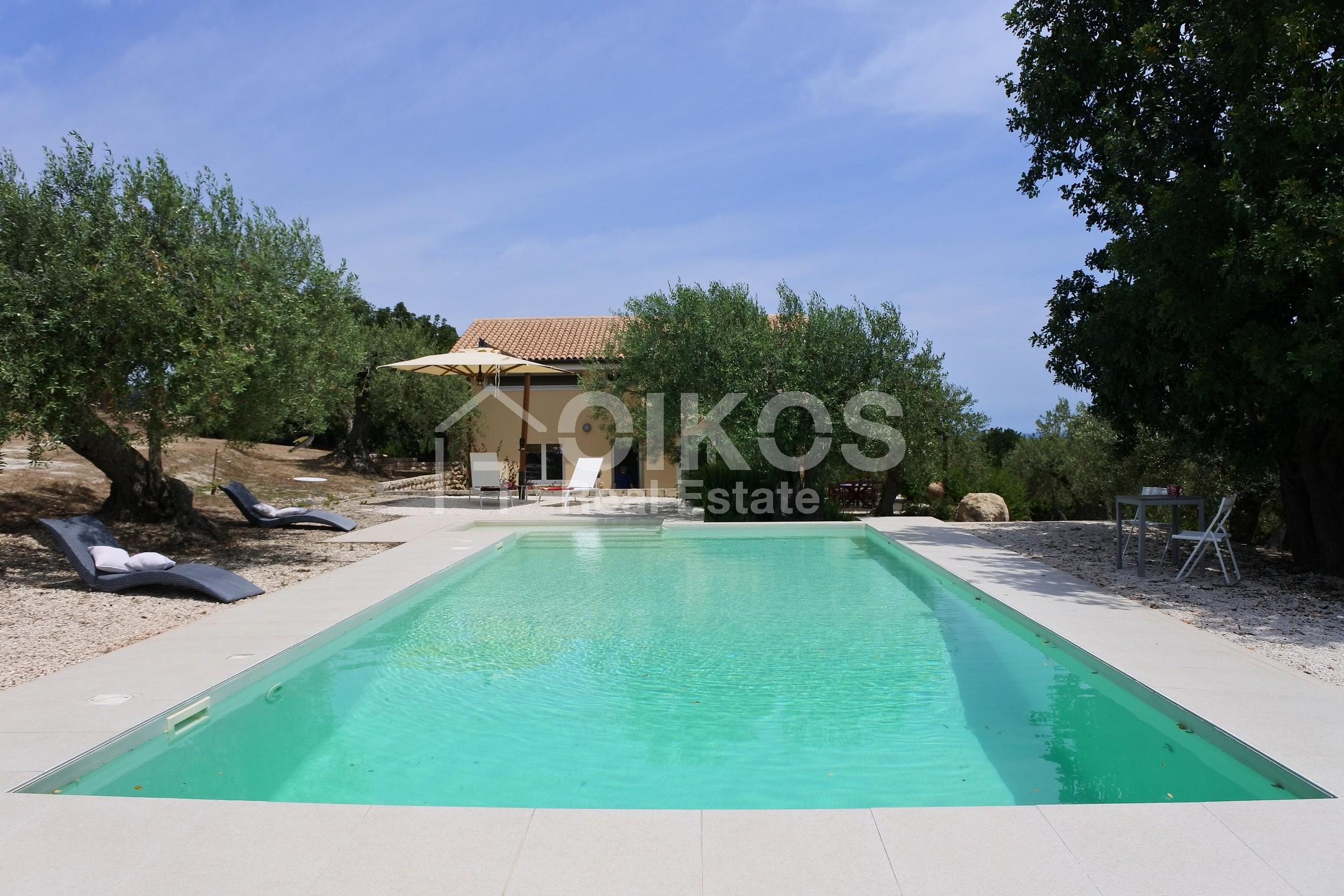Villa tra gli ulivi (21)