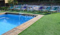 Villa ristrutturata con giardino e piscina 2