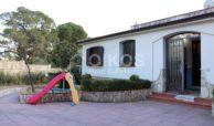 Villa con giardino e dependance 3