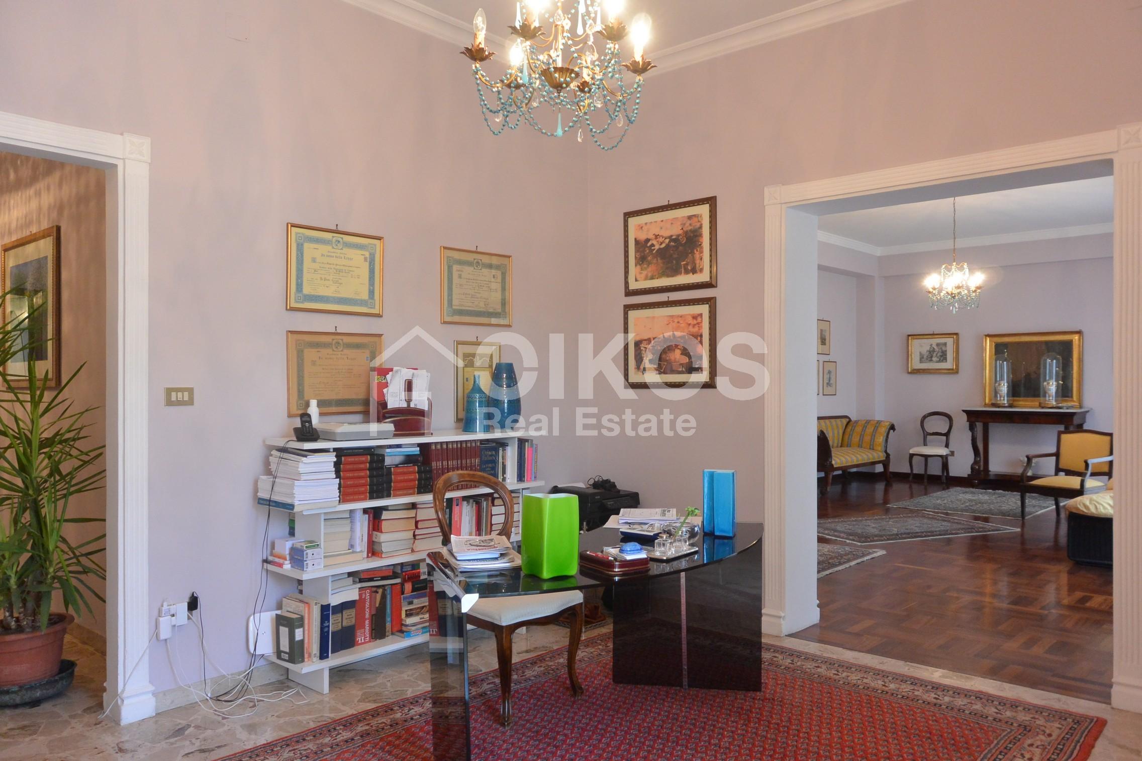 Appartamento con garage in via Vespucci 01