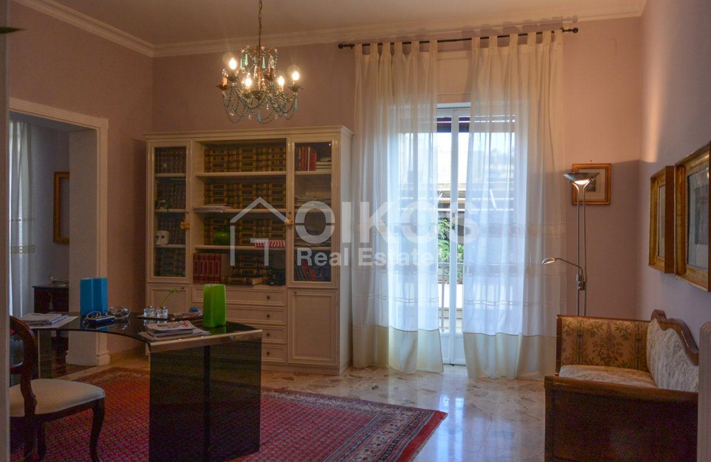 Appartamento con garage in via Vespucci 04