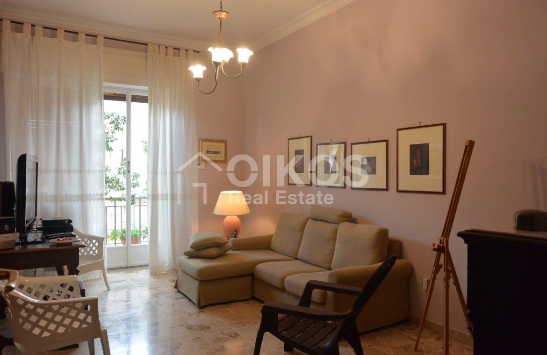 Appartamento con garage in via Vespucci 07