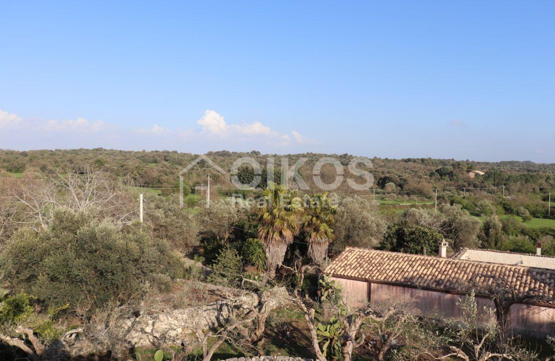 Antico casale siciliano in c da Rigolizia 08