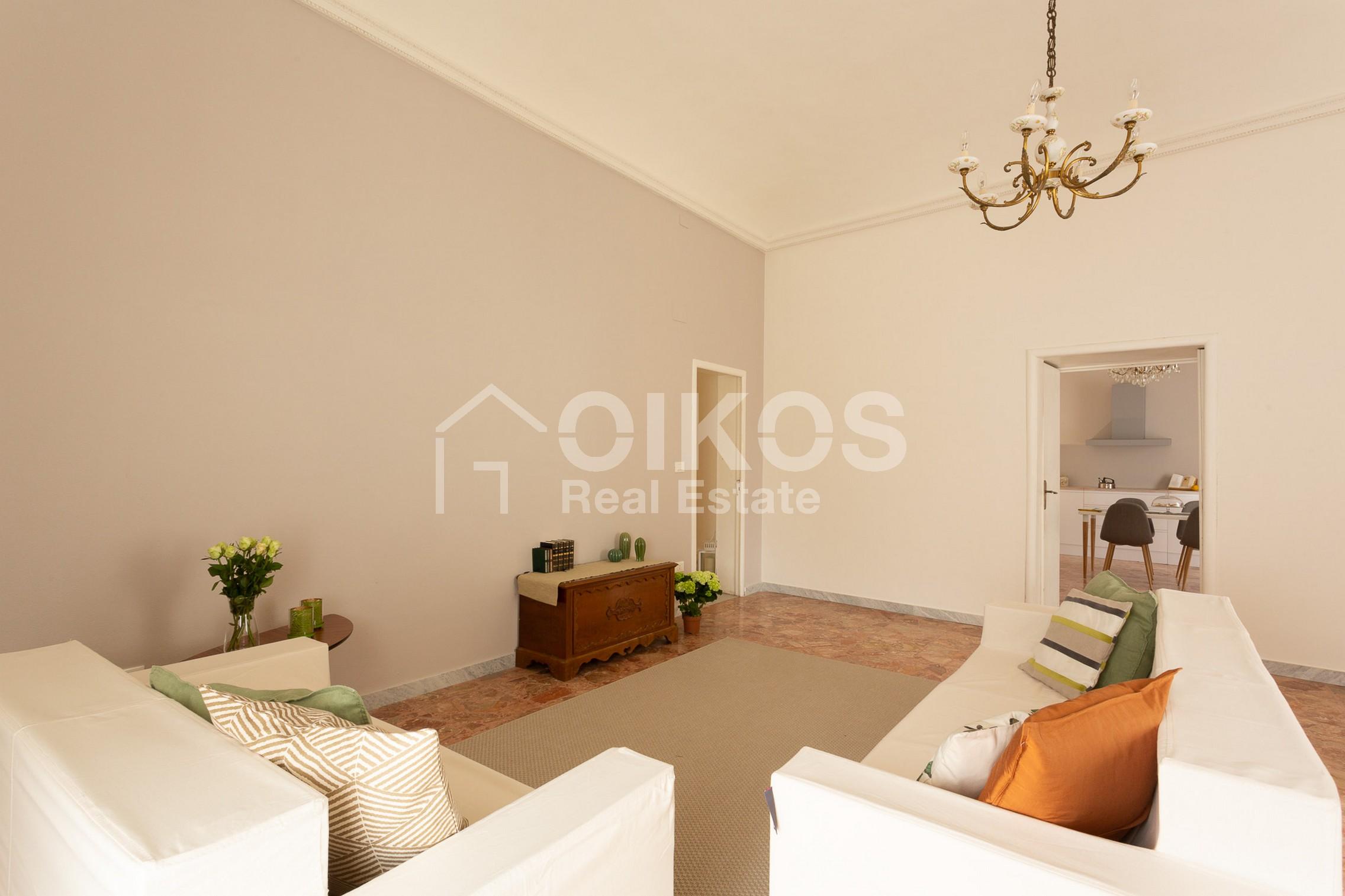 Appartamento storico in via Garibaldi 0
