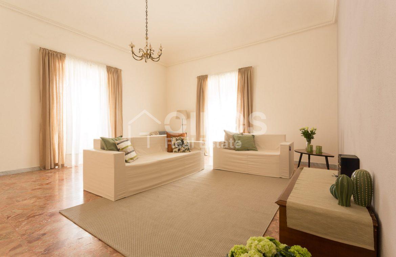 Appartamento storico in via Garibaldi 1