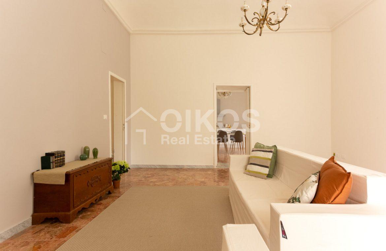 Appartamento storico in via Garibaldi 3