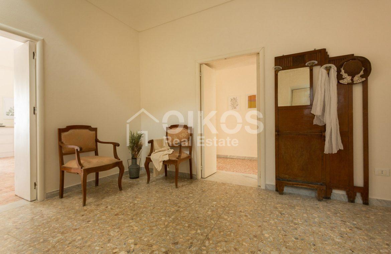 Appartamento storico in via Garibaldi 5