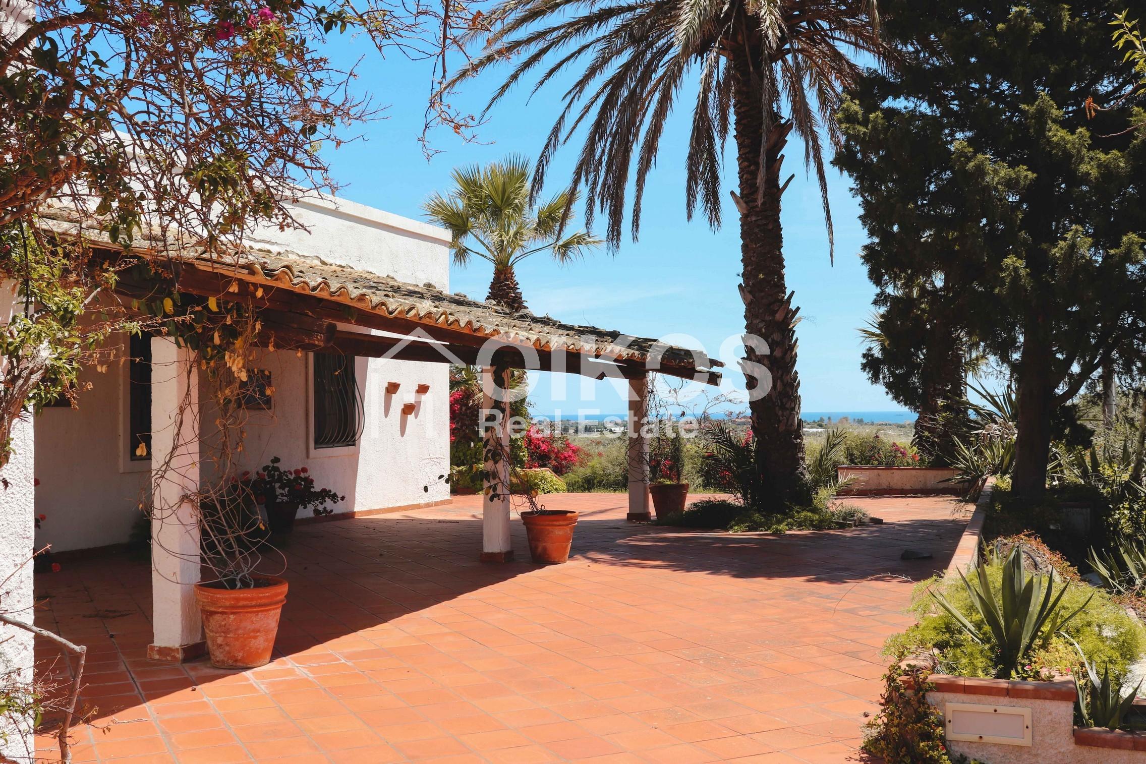Villa a San Lorenzo con vista mare 18