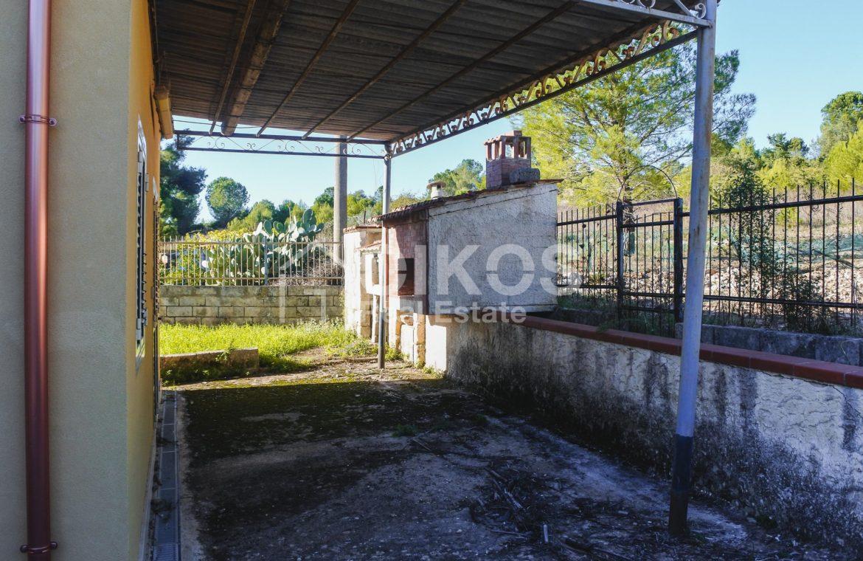 Villa indipendente con giardino c da Baronazzo 05