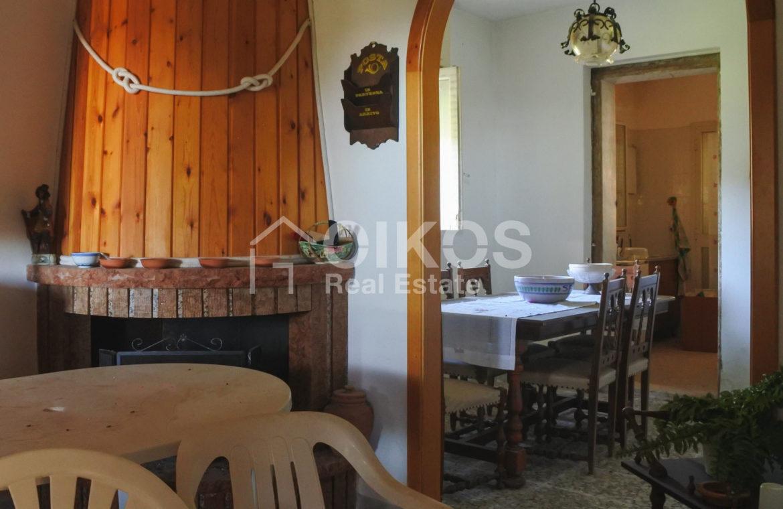 Villa indipendente con giardino c da Baronazzo 09