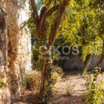 Casa con giardino in via P Umberto 14