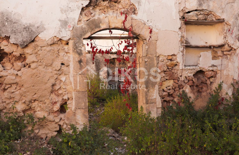 Casa con giardino in via P Umberto 17