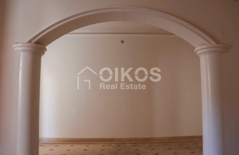 Casa singola con cortile in via Rocco Pirri 6