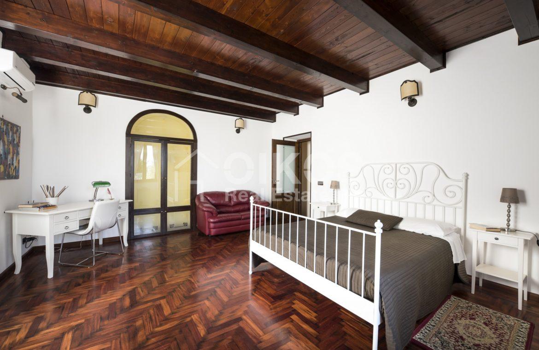Villa con piscina a San Corrado F M 17