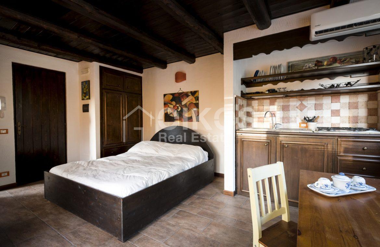 Villa con piscina a San Corrado F M 24