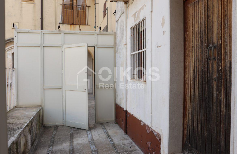 Casa con terrazzo nell'ex palazzo vescovile 24