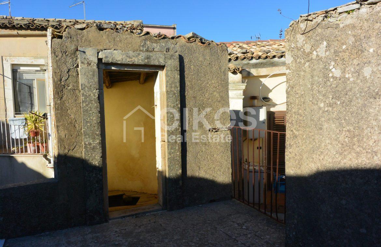 Storica casetta a Palazzolo Acreide 09