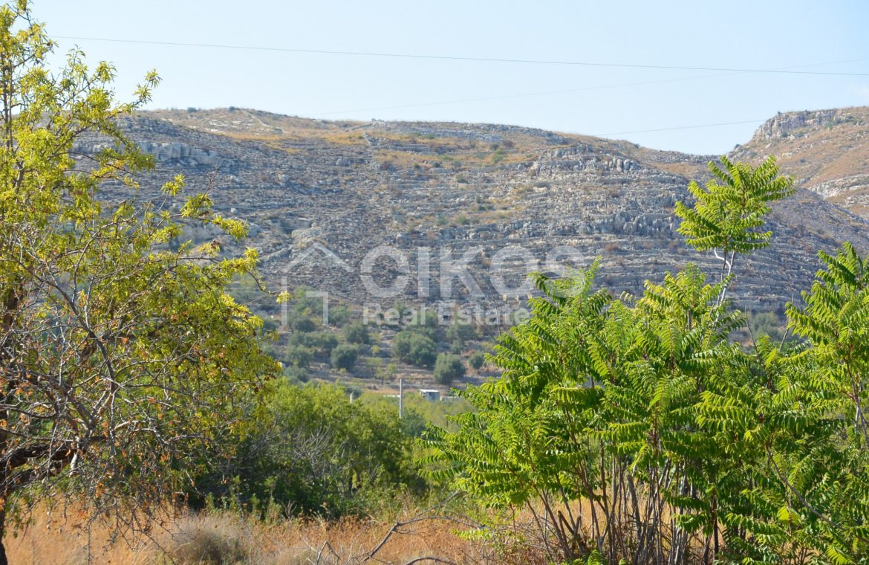 Terreno panoramico in c da Petrara 07