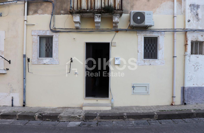 Casetta in via Garibaldi, Noto 01