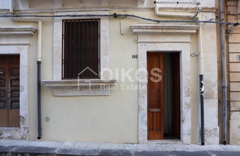 Casetta in via Garibaldi, Noto 09